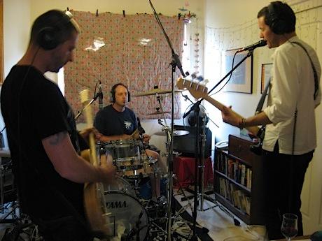 band recording